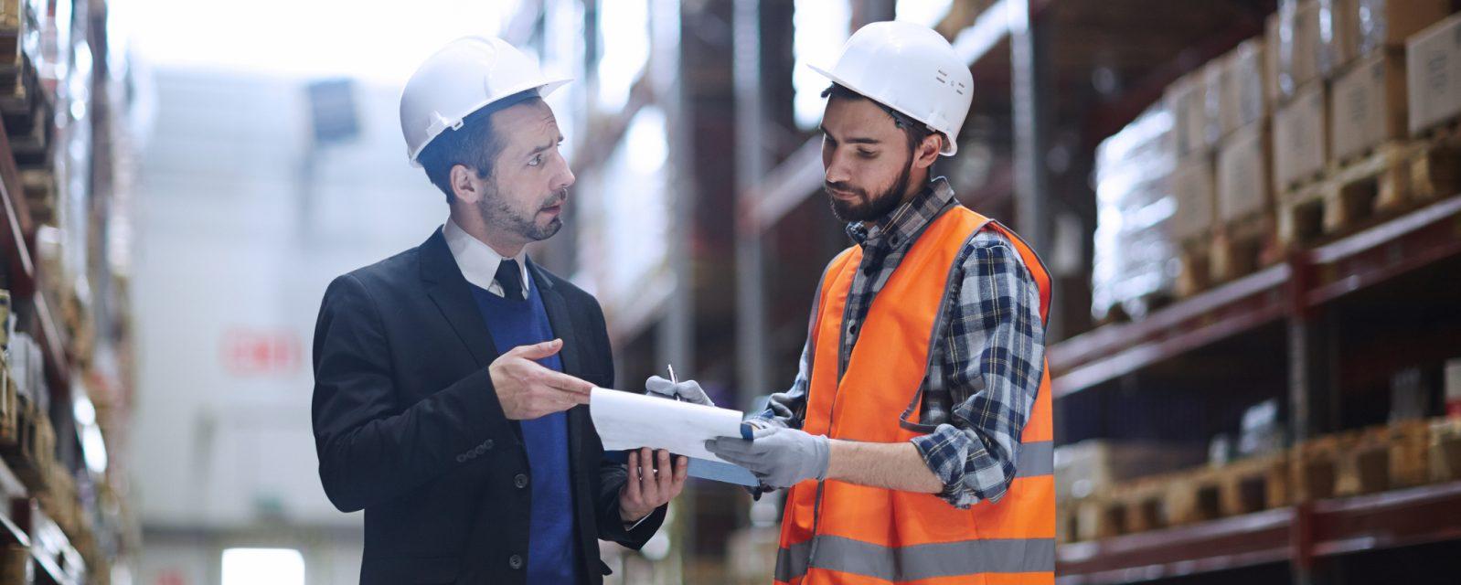 Effiziente und zuverlässige Logistiklösungen aus einer Hand
