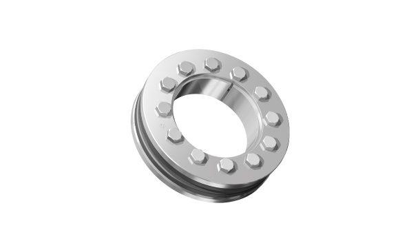external clamping set
